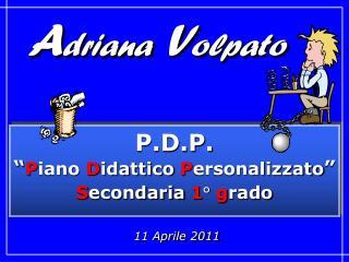 11 Aprile 2011