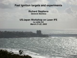 Fast Ignition targets and experiments