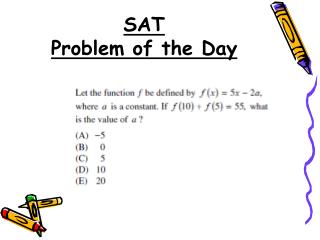 SAT Problem of the Day