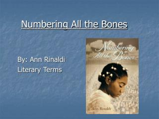 Numbering All the Bones