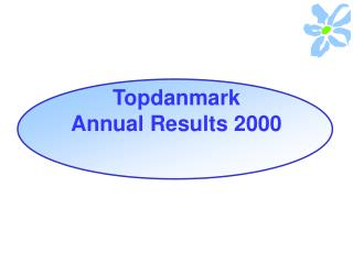 Topdanmark Annual Results 2000
