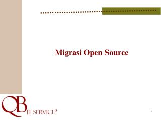 Migrasi Open Source