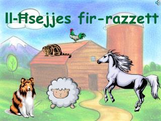 Il-Ħ sejjes fir-razzett