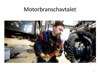 Motorbranschavtalet