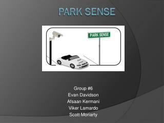 Park sense