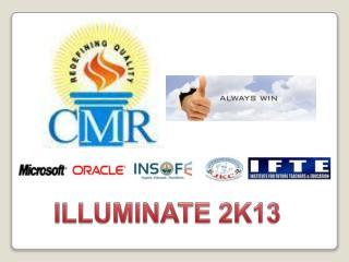 ILLUMINATE 2K13