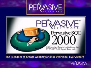 Pervasive.SQL 2000