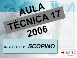 AULA TÉCNICA 17 2006