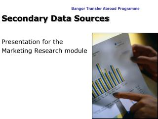 Secondary Data Sources