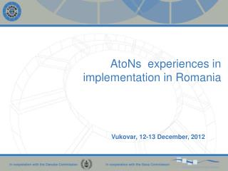 AtoNs  experiences in implementation in Romania
