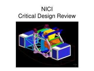 NICI Critical Design Review