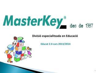 Divisió especialitzada en Educació