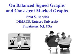 On Balanced Signed Graphs and Consistent Marked Graphs