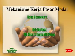 Mekanisme Kerja Pasar Modal