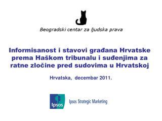 Hrvatska ,  d ecembar 2011.