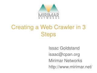 Creating a Web Crawler in 3 Steps
