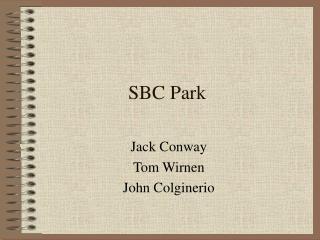SBC Park