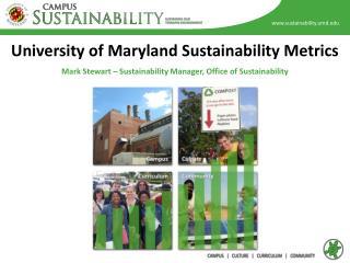 sustainability.umd