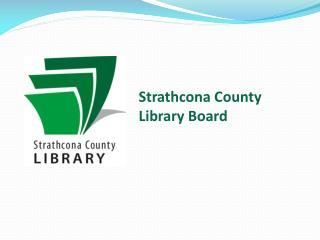 Strathcona County  Library Board