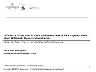 Ordine dei Dottori Commercialisti ed Esperti Contabili di Napoli