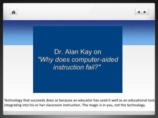 When Computer-aided Instruction Succeeds