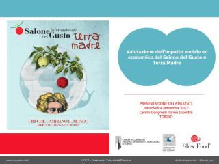  OCP – Osservatorio Culturale del Piemonte