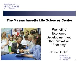 The Massachusetts Life Sciences Center
