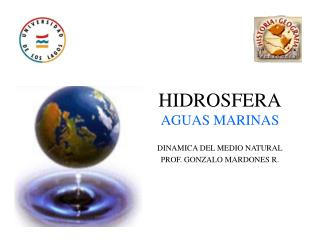 HIDROSFERA AGUAS MARINAS