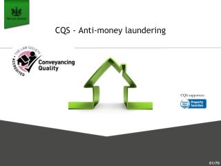 CQS - Anti-money laundering