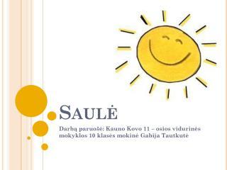 Saul ė