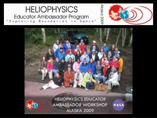 What are Heliophysics Educator Ambassadors? ?