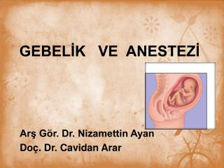 GEBEL?K   VE  ANESTEZ?