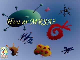 Hva er MRSA?