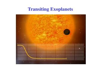 Transiting Exoplanets