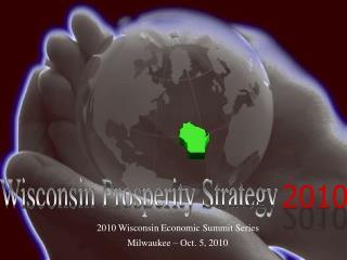 Wisconsin Prosperity Strategy