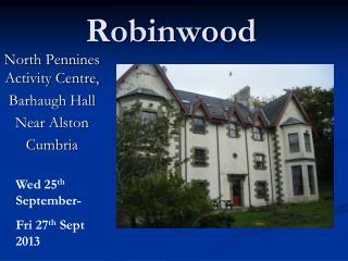 Robinwood