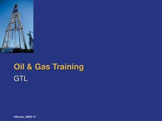 Oil & Gas Training