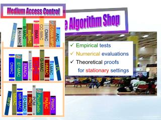 The Algorithm Shop