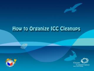 """ICC Coordinators   """"environment heroes"""""""