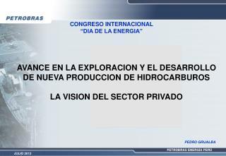 """CONGRESO INTERNACIONAL """"DIA DE LA ENERGIA"""""""