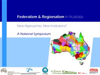 Regionalism and Economic Development:  Achieving an Efficient Framework  Prof Andrew Beer