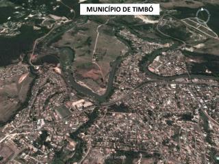 MUNICÍPIO DE TIMBÓ