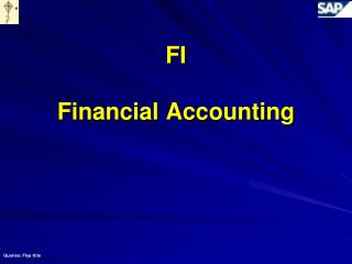 FI Financial Accounting