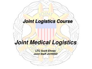 Joint Logistics Course