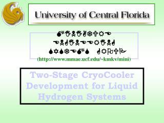 MINIATURE ENGINEERING  SYSTEMS GROUP (mmae.ucf/~kmkv/mini)