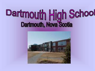 Dartmouth High School