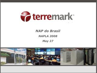 NAP do Brasil NAPLA 2008 May 27