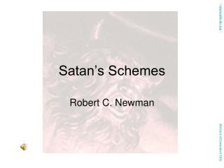 Satan s Schemes