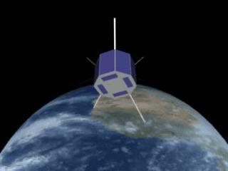 San José State University's Microsatellite Project Sept 13, 2000