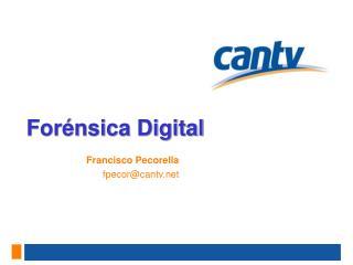 For�nsica Digital